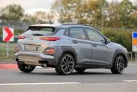 2021 Hyundai Kona Spy Shots