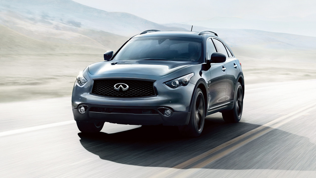 2021 Infiniti QX70 Wallpaper