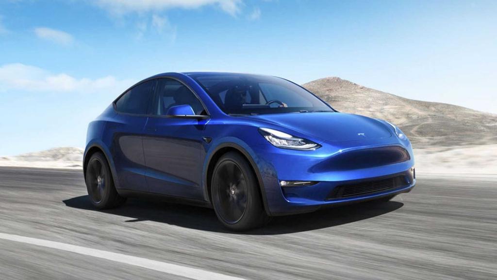 2021 Tesla Model 3 Spy Photos
