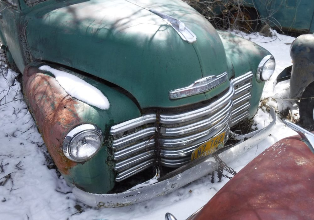 medium resolution of 1950 chevy suburban carry all sold the cars of tulelake classic cars for sale ready for restoration
