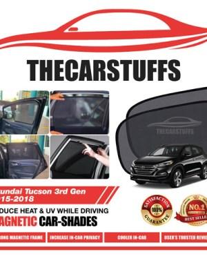 Hyundai Car Sunshade for Tucson 3rd Gen 2015 - 2018
