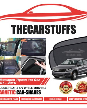 Volkswagen Car Sunshade for Tiguan 1st Gen 2007 - 2016