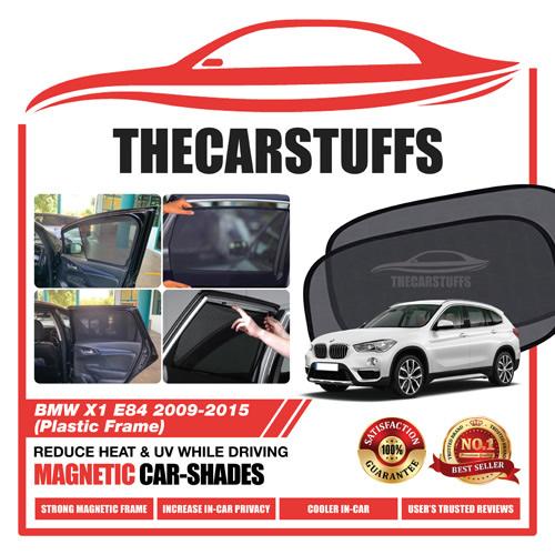 BMW Car Sunshade for X1 E84 2009 - 2015 (Plastic Frame)