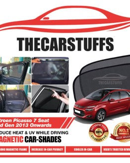 Citroen Car Sunshade for Picasso 7 seat 2nd Gen 2013 Onwards