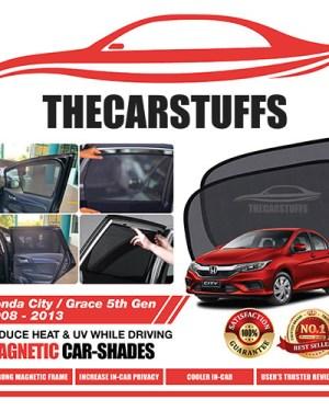 Honda Car Sunshade for City/Grace 5th Gen 2008 - 2013
