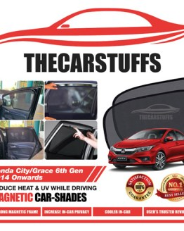 Honda Car Sunshade for City/Grace 6th Gen 2014 Onwards