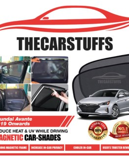 Hyundai Car Sunshade for Avante 2019 Onwards