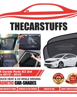 Kia Car Sunshade for Cerato Forte K3 3rd Gen 2013 - 2018