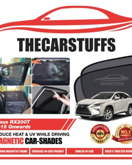 Lexus Car Sunshade for RX200T 2015 Onwards