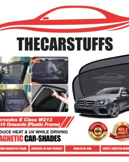 Mercedes Car Sunshade for E Class W213 2016 Onwards (Plastic Frame)