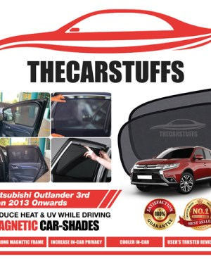Mitsubishi Car Sunshade for Outlander 3rd Gen 2013 Onwards