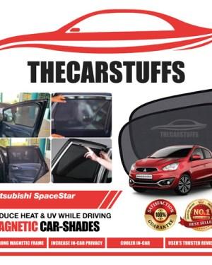 Mitsubishi Car Sunshade for SpaceStar