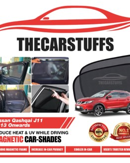 Nissan Car Sunshade for Qashqai J11 2013 Onwards