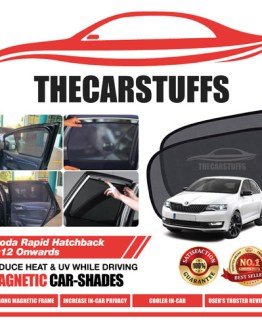 Skoda Car Sunshade for Rapid Hatchback 2012 Onwards