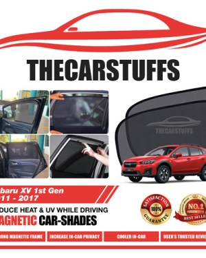 Subaru Car Sunshade for XV 1st Gen 2011 - 2017