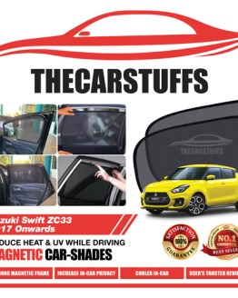 Suzuki Car Sunshade for Swift ZC33 2017 Onwards
