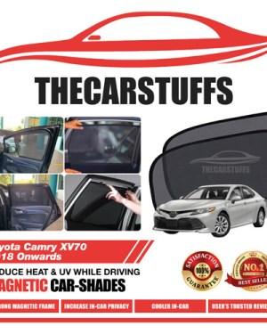 Toyota Car Sunshade for Camry XV70 2018 Onwards