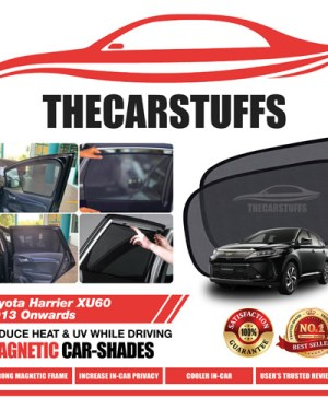 Toyota Car Sunshade for Harrier XU60 2013 Onwards
