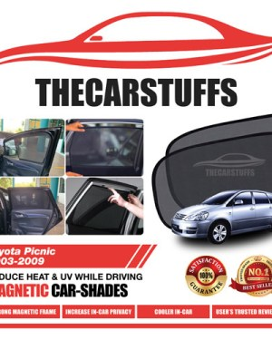Toyota Car Sunshade for Picnic 2003 - 2009
