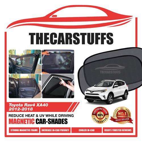Toyota Car Sunshade for Rav4 XA40 2012 - 2018