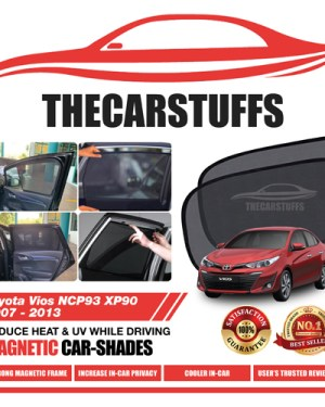 Toyota Car Sunshade for Vios NCP93 XP90 2007 - 2013
