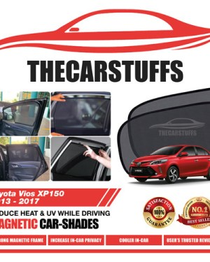Toyota Car Sunshade for Vios XP150 2013 - 2017