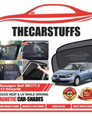 Volkswagen Car Sunshade for Golf MK7/7.5 2013 Onwards