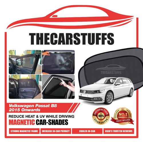Volkswagen Car Sunshade for Passat B8 2015 Onwards