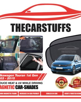 Volkswagen Car Sunshade for Touran 1st Gen 2003 - 2015