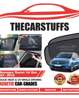 Volkswagen Car Sunshade for Touran 1st Gen 2003 - 2015