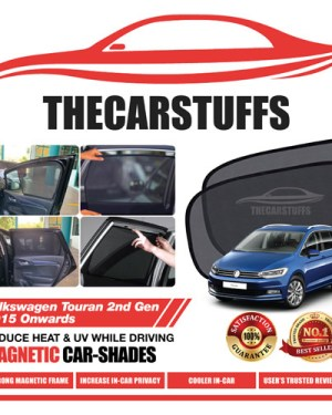 Volkswagen Car Sunshade for Touran 2nd Gen 2015 Onwards