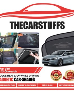 Volvo Car Sunshade for V40 2013 Onwards