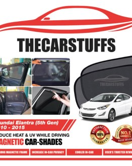 Hyundai Car Sunshade for Elantra (5th Gen) 2010 - 2015