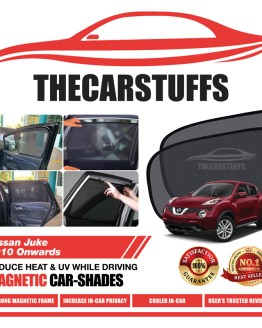 Nissan Car Sunshade for Juke 2010 Onwards