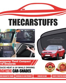 Ssangyong Car Sunshade for Tivoli Compact 2015 Onwards