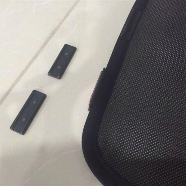 Ford Car Sunshade for Focus Hatchback 3rd Gen 2011 Onwards (Plastic Frame)