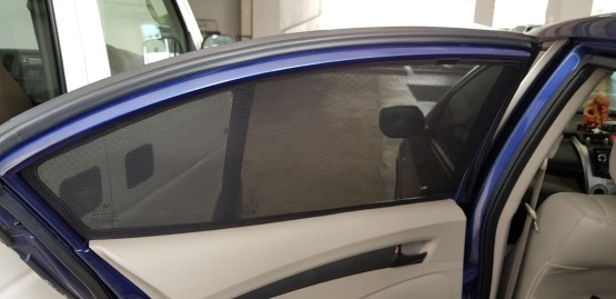 Toyota Car Sunshade for Fortuner 2nd Gen 2015 - 2019