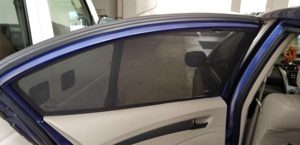 Volkswagen Car Sunshade for Polo 5th Gen 2009 - 2017