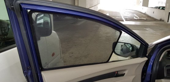 Hyundai Car Sunshade for Accent 5th Gen 2017 Onwards