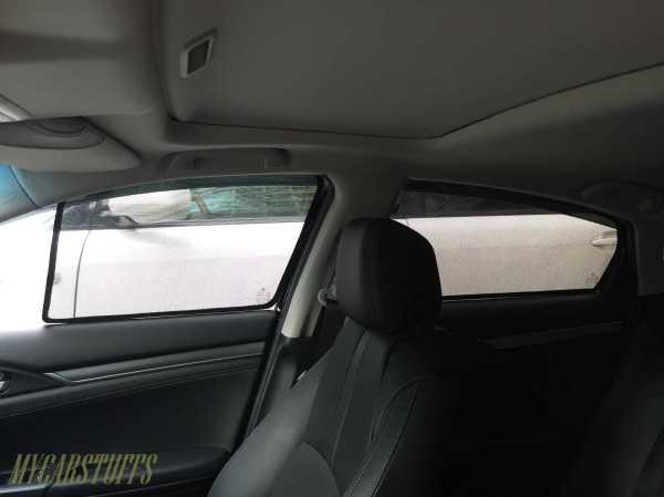 Toyota Car Sunshade for Prius Alpha/Prius 2011 Onwards
