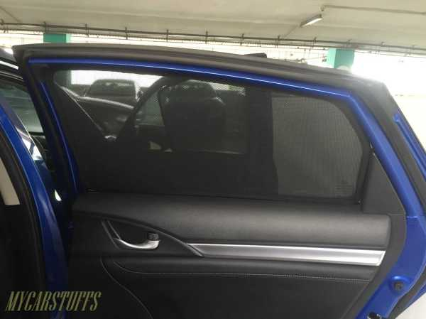Skoda Car Sunshade for Superb 3rd Gen 2015 Onwards