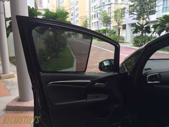 Hyundai Car Sunshade for Sonata VIII 7th Gen 2015 Onwards
