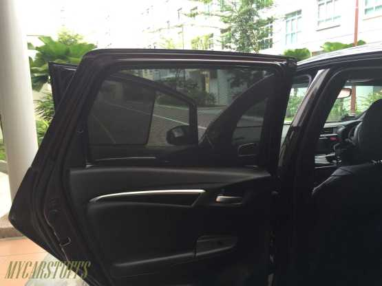 Mazda 3 Car Sunshade for Sedan 2nd Gen BL 2009 - 2013