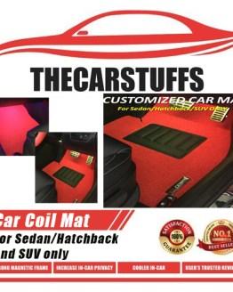 car coil mat