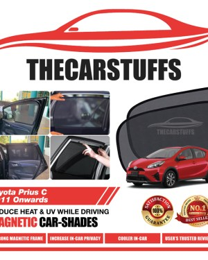 Toyota Car Sunshade for Prius C 2011 Onwards