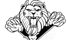 Mascot/Logo- Celebration Centre Lions