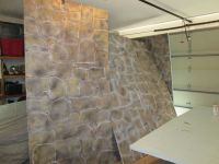Faux Stone Panels made from Polystyrene, aka, Styrofoam