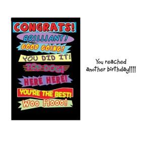 card design for Congratulations