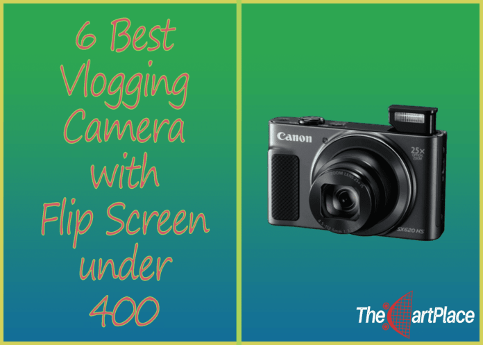Best-Vlogging-Camera-with-Flip-Screen-Under-400