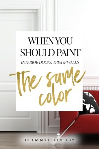 Painting Doors And Trim Different Colors. Exterior Door ...